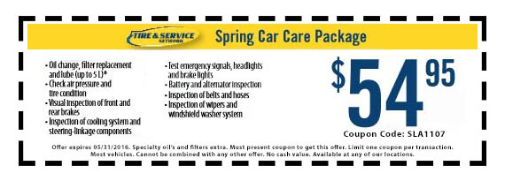Auto Repair Coupon in Belleville, ON and Cornwall, ON